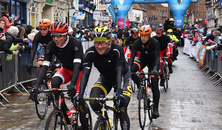 Beverley To Host A Stage Start Or Finish For The 2018 Tour de Yorkshire