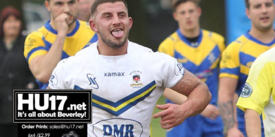 Blue & Golds Play Off Place Confirmed But Face A Stiff Test