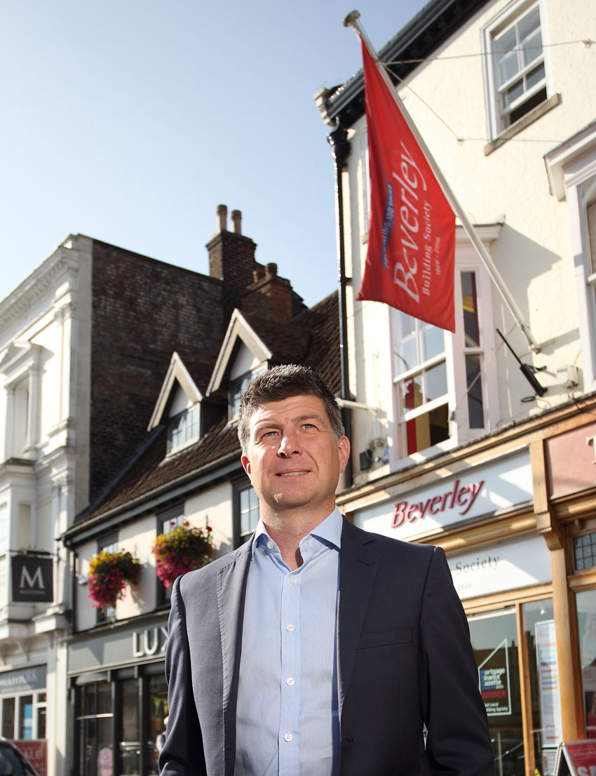 Beverley Building Society New CEO Looking to Build for the Future