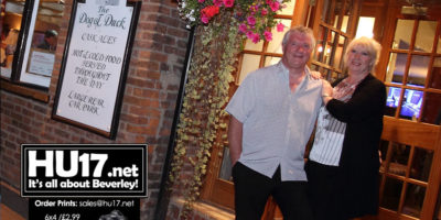 OUT & ABOUT : Roy Waller & Carol Payman Celebrate Their Retirement