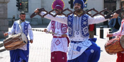 Hull Mela Returns As Part Of Uk City Of Culture Celebrations