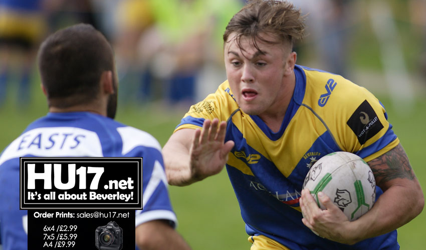 Victory Over East Hull Puts Blue & Golds Of Course For Grand Final