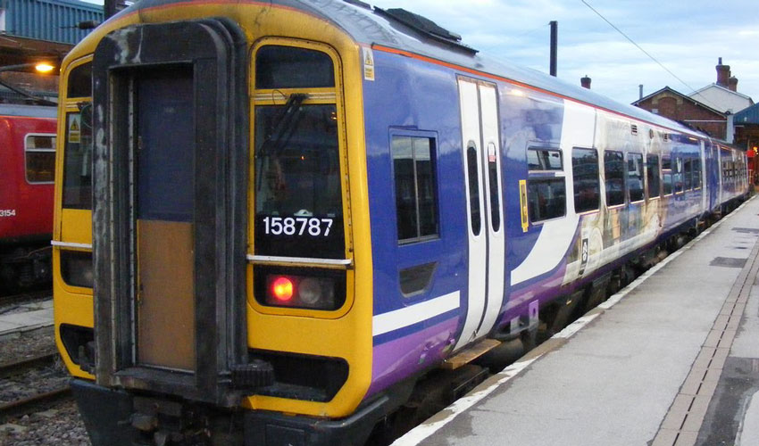Rail Operator Has 'No Intention Of Axing Services' Says MP