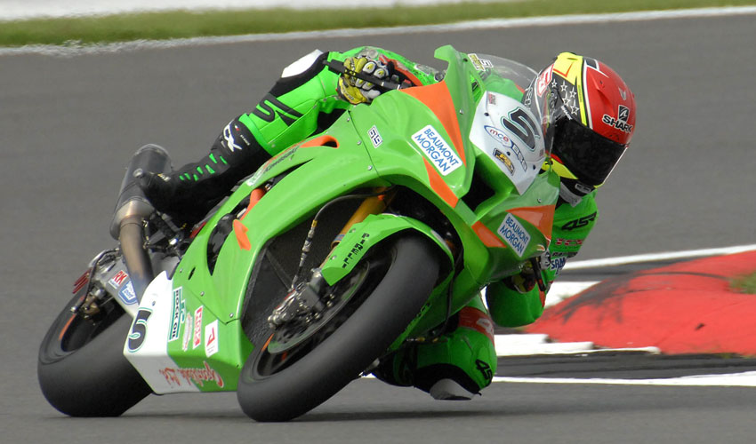 Westmoreland Gets Best Finish Of The Season At Silverstone