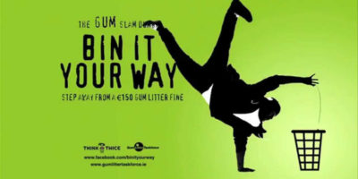 Bin It Your Way - Hull Looks To Tackle Discarded Gum