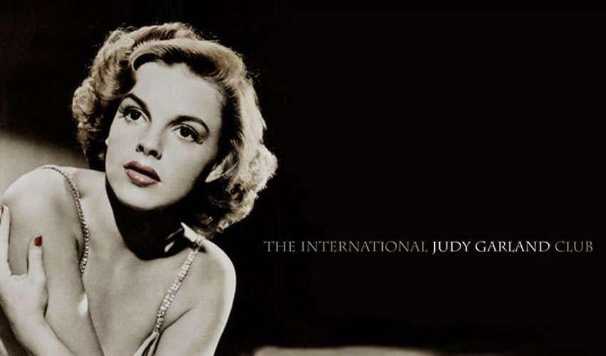 A Judy Garland Extravaganza! Hollywood With The Lid Off!