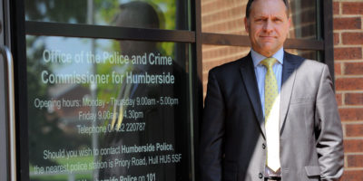 Crime Commissioner's New Team Will Work With Communities To Improve Services