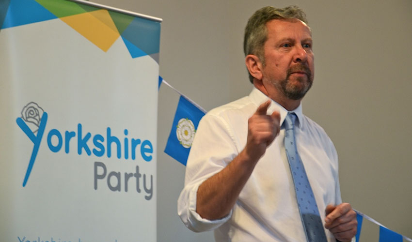 Yorkshire Party Welcome Parliaments Plans To Discuss Devolution