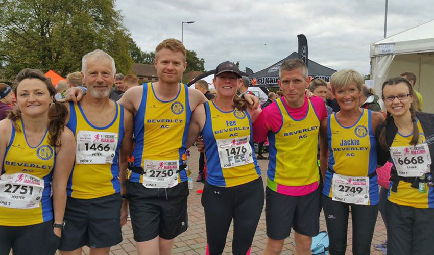 Beverley AC Reflect On What Has Been A Busy Summer For The Club