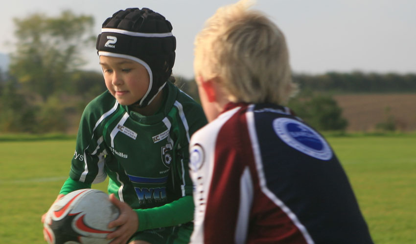 Beverley Beavers U9s Impress At East Yorkshire Rugby Union Festival