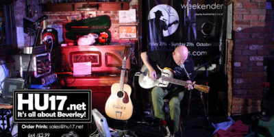OUT & ABOUT : The Beverley Blues Weekender @ The Sun Inn