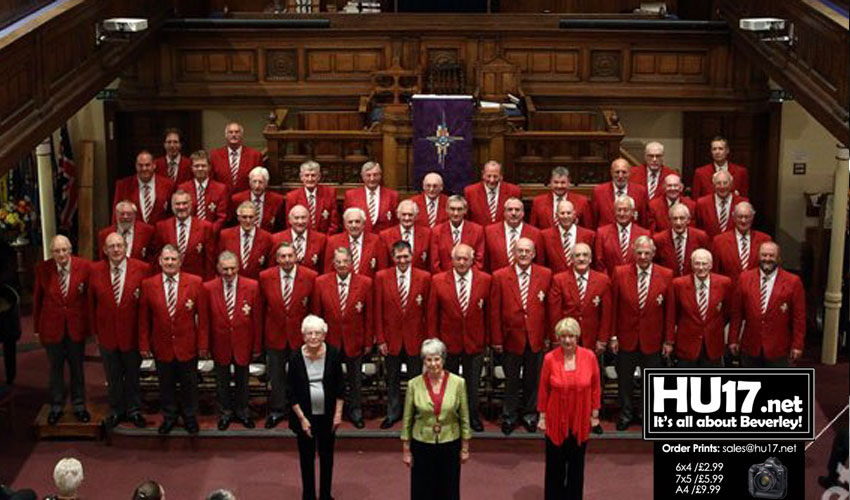 Beverley Male Voice Choir and Seer Green Singers To Perform In Beverley