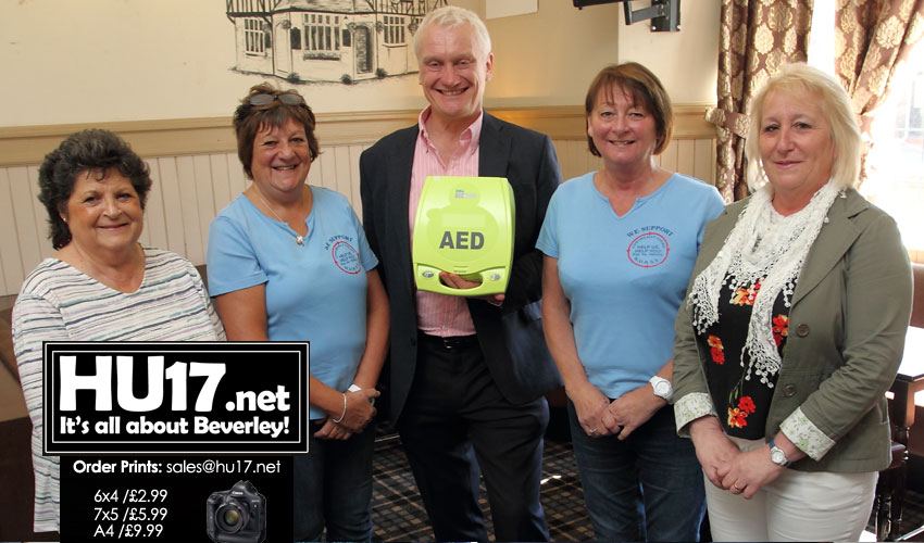 Conference To Be Hosted Over Life-saving Defibrillator Machines By MP
