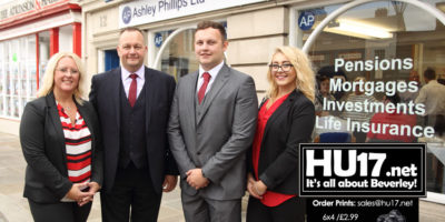 Family Run Financial Business Ashley Phillips Ltd Open Beverley Branch