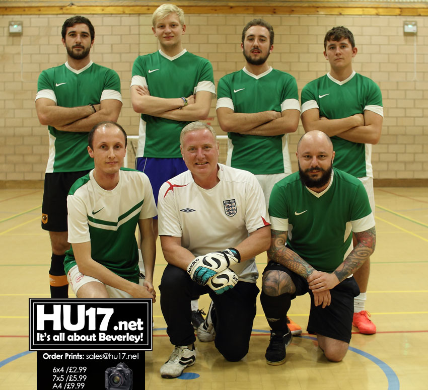 Jerry's Athletic – Beverley's Best 5-a-Side Team In Recent History?