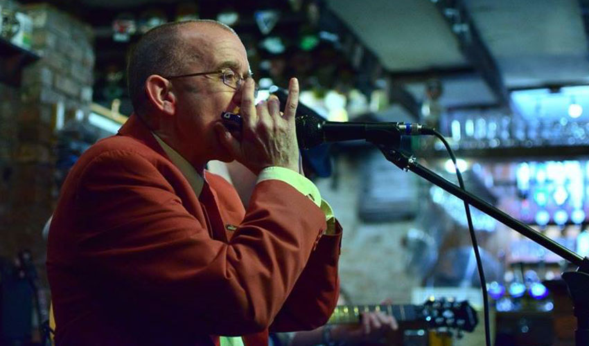 Beverley Set To Have the Blues - All Weekend Long