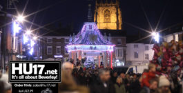 Town Centre The Focal Point For Christmas Lights Switch On