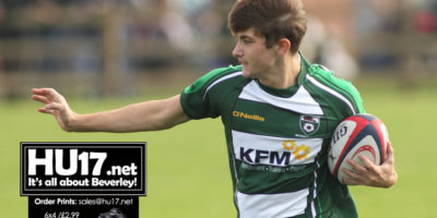 New Kit For Beverley RUFC Colts As Sponsors Back Junior Sport