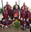 AFC Tickton Pirates Backed By Local Business Raise Cash For Defibrillator