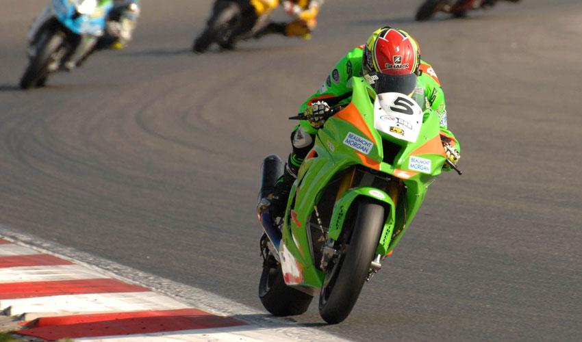 Westmoreland Completes Superbike Championship At Brands Hatch