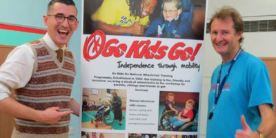 Ben Shires Delighted To Support Local Charity Go Kids Go