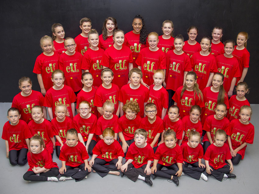Starbrite Studios Production Of Elf Jr. The Musical Comes To Beverley