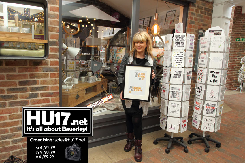 North Bar Within is Independent Boutique Area of Beverley Says Trader