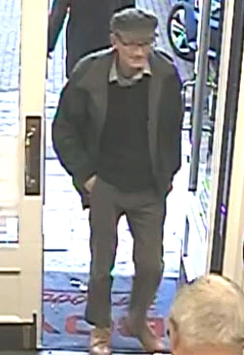 Appeal To Trace Man In Connection With Theft From Wednesday Market