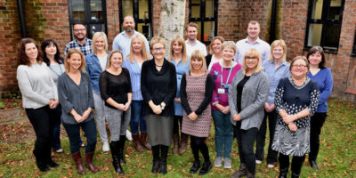 Pathway Team Wins Social Worker Of The Year Award For Children's Services