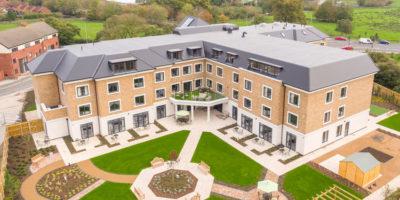 New-Build Care Home Creates Prominent Landmark In Beverley Parklands