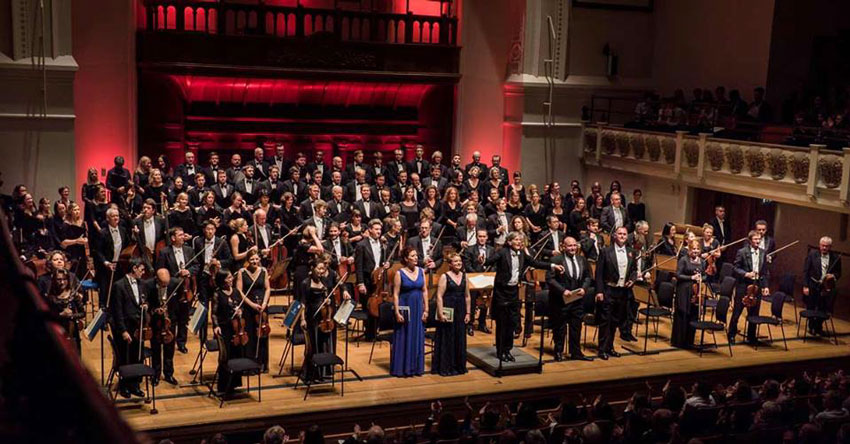 Royal Philharmonic Orchestra Continues Five Year Residency At Hull City Hall