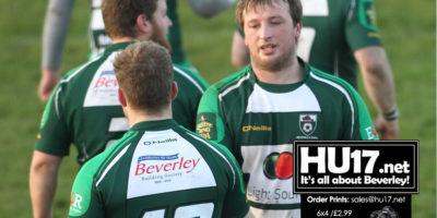 MATCH REPORT : Beverley RUFC Vs Heath