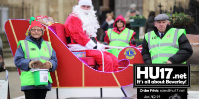 Father Christmas And Music Groups To Bring Festive Cheer To Shoppers