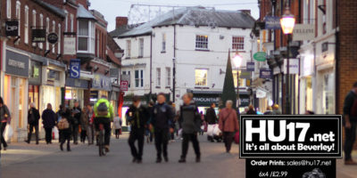 Samaritans To Bring Some Festive Cheer To Beverley This Sunday
