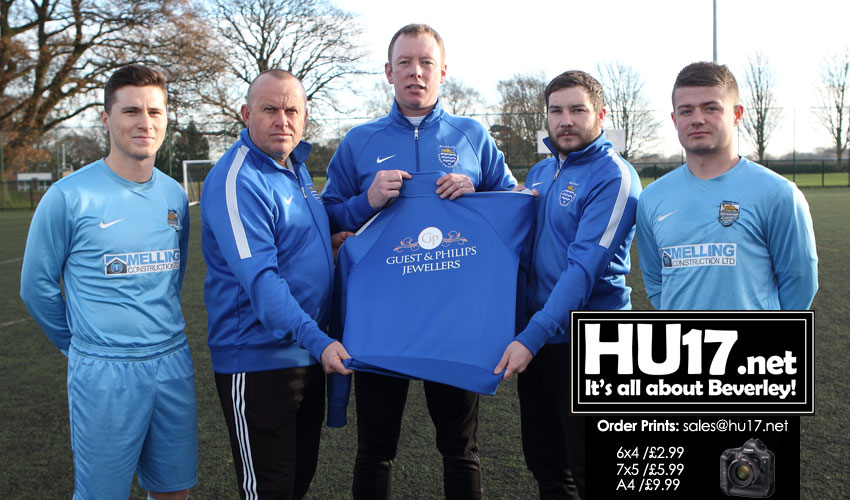 Guest and Philips Back Town With Training Kit Sponsorship