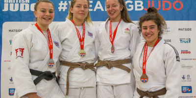 Bentham Caps Off 2017 With Bronze At British Judo National Championships