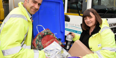 Christmas And New Year Recycling Guide For Local Residents