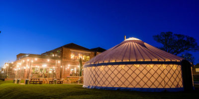 Potting Shed Announce Return Of Popular Yurt This Christmas
