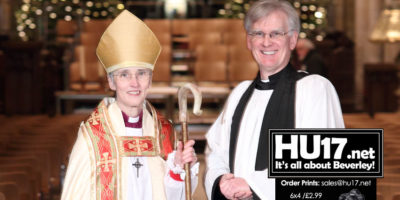The Inauguration of The New Vicar At Beverley Minster