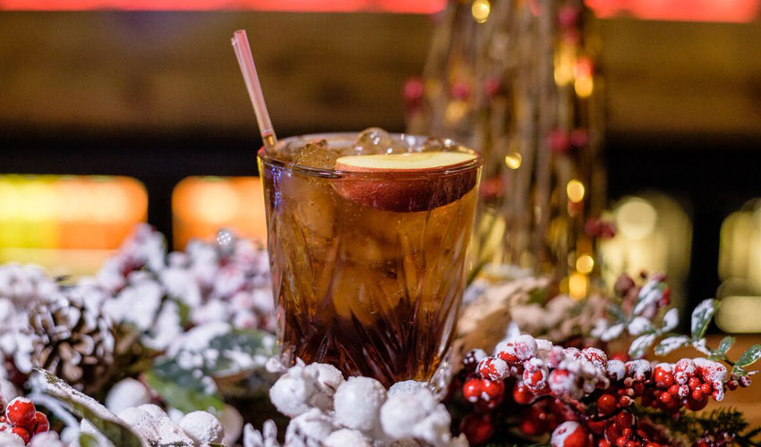 Fire Pit Beverley >> FIREPIT Beverley Line Up Some Festive Cocktail Treats
