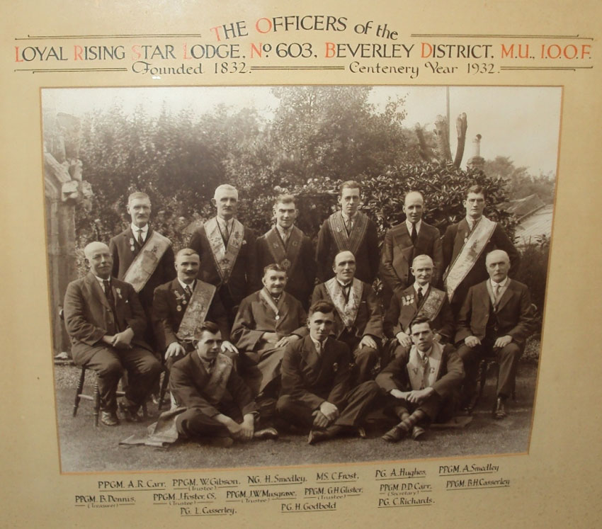 New Display At Skidby Windmill Looks At Friendly Societies In East Yorkshire