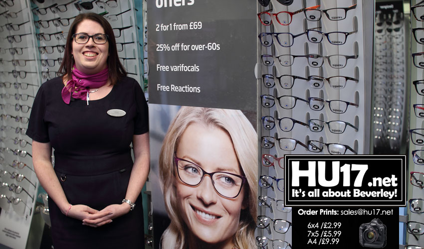 Beverley Opticians Send Glasses Support To Those In Need