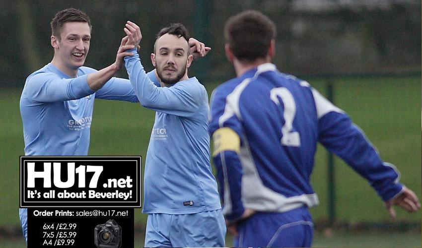 Beverley Town Academy Brush Aside Rangers At Longcroft