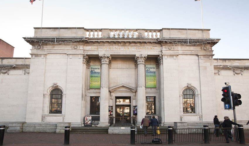 Record Breaking Visitor Figures For Ferens Art Gallery