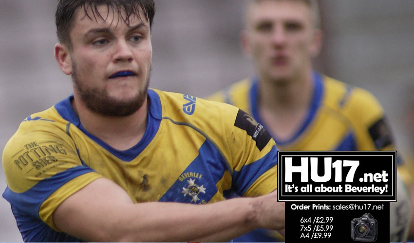 Blue & Golds Face Myton Warriors In Pre-Season Friendly