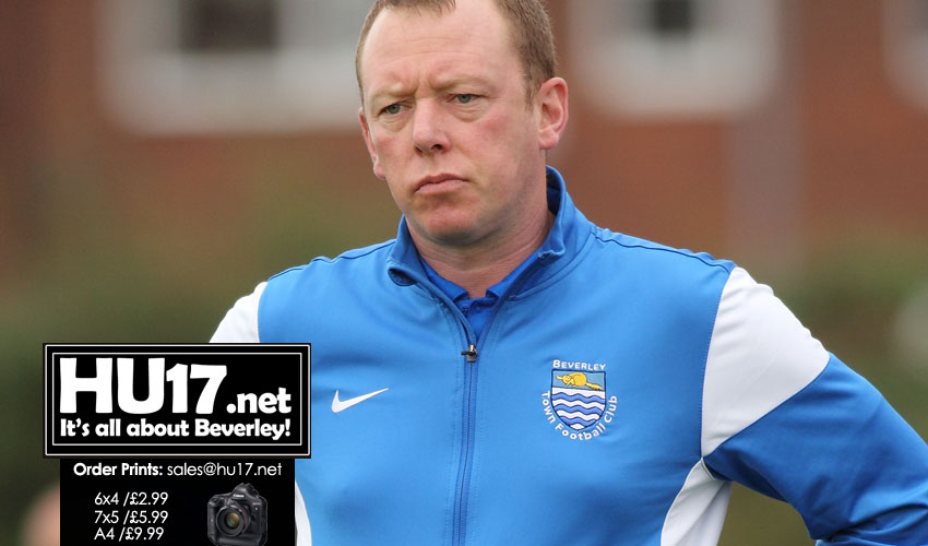 Jagger Looking To Get Back To Winning Ways As Town Face Hornsea