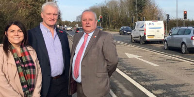 It's A Top Priority To Get The Jock's Lodge Funding Says Local MP