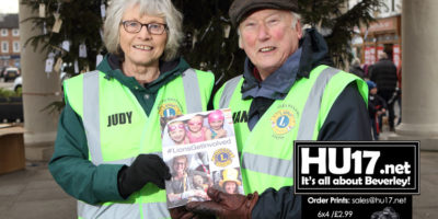 Lions Get Involved – New Book Aims To Raise Profile Of Lions Club