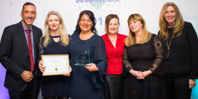 Perinatal Mental Health Team Shortlisted For Prestigious Award