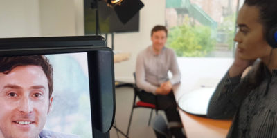 Media Partners Offer Businesses 'Presenting To Camera' Courses